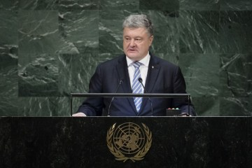Ukraine still hopes for deploying a UN-mandated peacekeeping force in Donbas