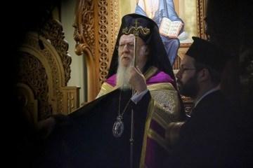 コンスタンティノープル総主教「大地に平和をもたらしたイエスが、ウクライナに平和をもたらすことを願う」