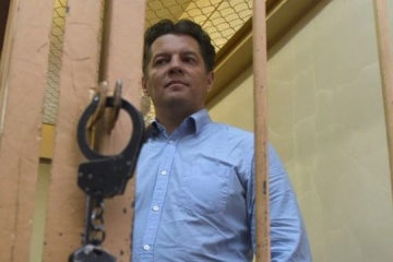 Ukraine, U.S., Canada call on OSCE to free Sushchenko