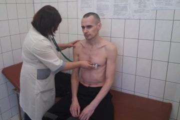 EU、センツォフ映画監督の適切な治療と解放を期待
