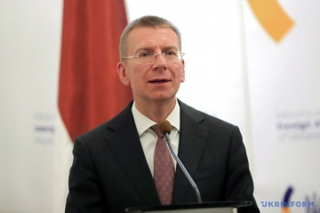 Latvian, Lithuanian foreign ministers to visit Kyiv on April 15