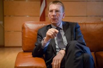 Latvian foreign minister to visit Ukraine