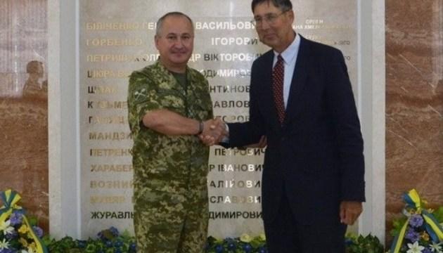 Грицак оценил помощь коллег из США в противодействии российской агрессии