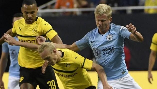 Зинченко остался в «Манчестер Сити», трансфер в «Бетис» сорвался