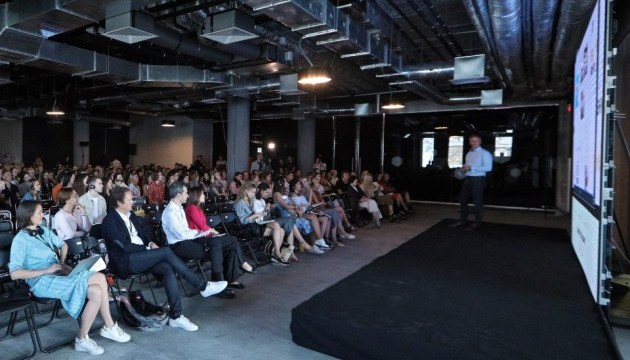 На Fashion Tech Summit у Києві зібрались представники Snapchat і Pinterest