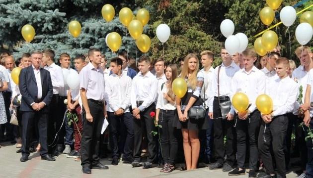 В Виннице открылся научно-технический лицей для одаренной молодежи