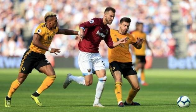 АПЛ: Ярмоленко не помог «Вест Хэму» избежать очередного поражения