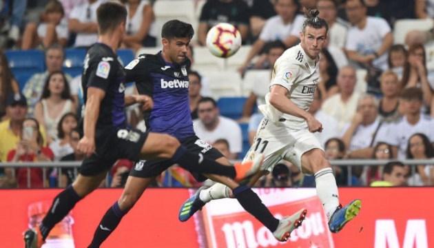 «Реал» розгромив «Леганес» Андрія Луніна