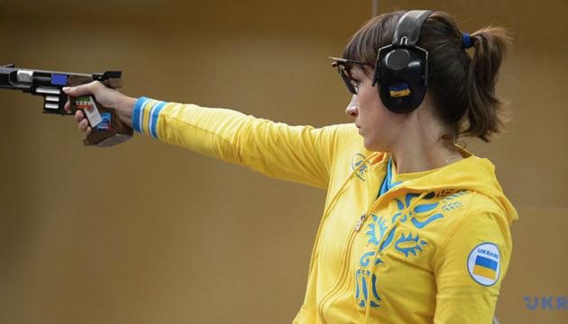 """Чемпіонат світу зі стрільби: Костевич виграла """"золото"""" і завоювала олімпійську ліцензію"""