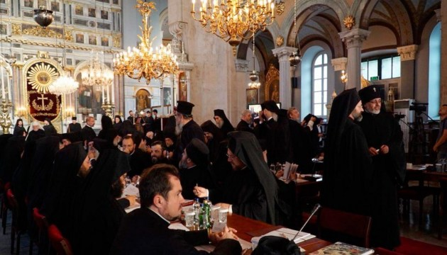 UOC-MP breaks Eucharistic communion with Ecumenical Patriarchate