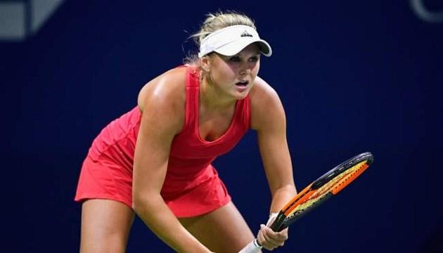 Теннис: Козлова и Ястремская сыграют в основной сетке турнира WTA в Чикаго