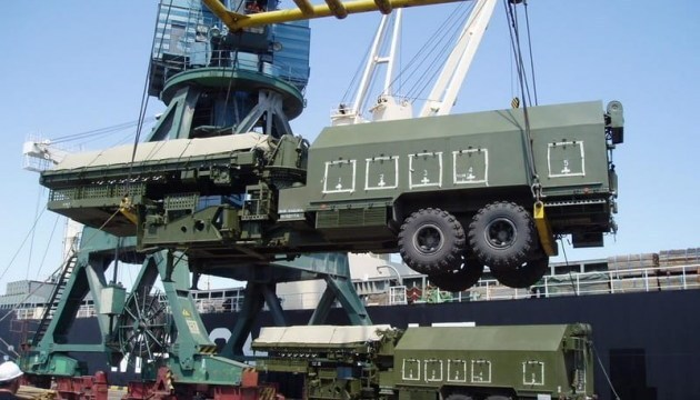 U.S. army receives 3D radar from Ukraine