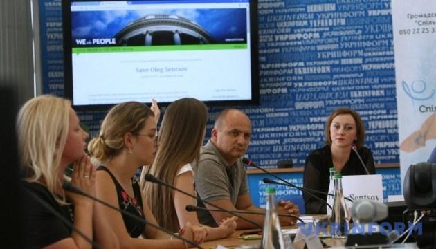 Врятувати Сенцова: в Україні запускають флешмоб на підтримку американської петиції