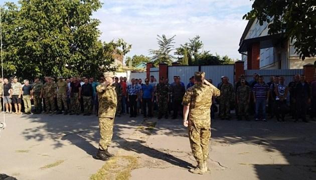 На Херсонщині стартували військові навчання 124 бригади територіальної оборони