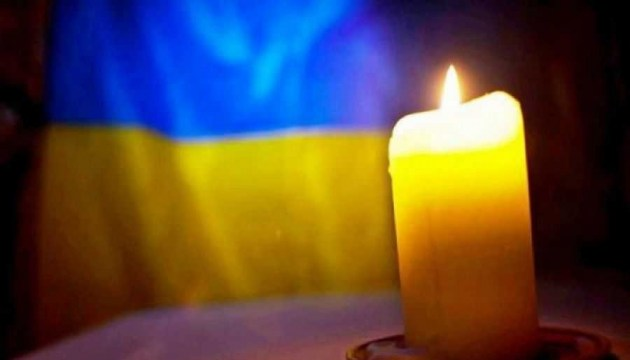 На Сумщині попрощалися із 20-річним розвідником, який загинув на Донбасі