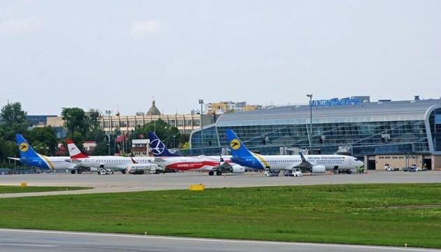 Пасажиропотік аеропорту