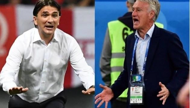 Зидан, Дешам, Далич - претенденты на награду лучшему тренеру года