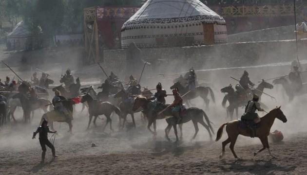Всесвітні ігри кочівників: у Киргизстані відкрили етномістечко