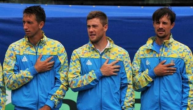Теніс: став відомий склад збірної України на матч з Португалією в Кубку Девіса