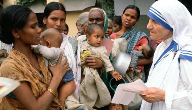 Hoy es el Día Internacional de la Caridad