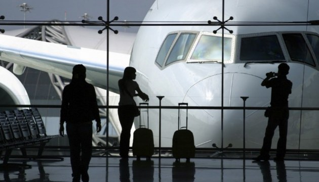 Passenger traffic in Ukrainian airports grew by almost 25 percent in 2018