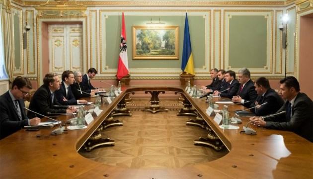Kurz pide a Moscú que regrese a la mesa de negociaciones en el 'formato Normandía'
