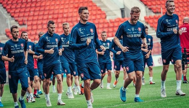 Збірна Чехії довикликала гравця