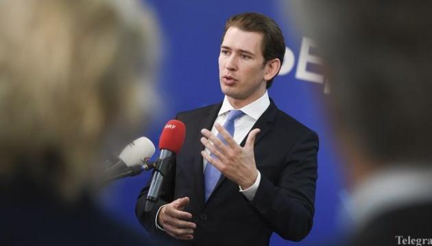 Канцлер Австрии приедет к Путину на переговоры - речь пойдет и о Донбассе