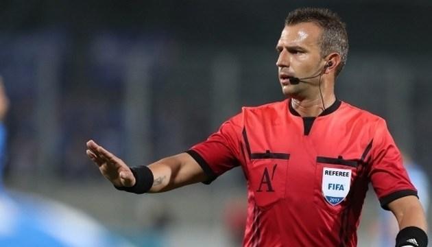 Футбол: гру молодіжних збірних Україна - Латвія судитимуть болгари