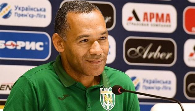 Жозе Мораїш визнаний кращим футбольним тренером 7 туру УПЛ
