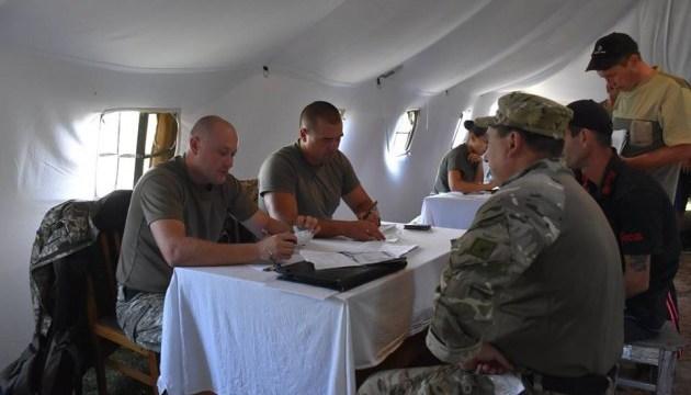 El Cuerpo de Marines de Ucrania participa en las maniobras militares internacionales en Georgia