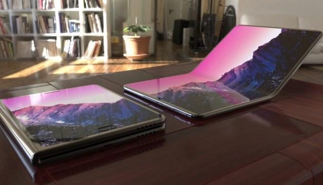 Гибкий смартфон Samsung Galaxy X презентуют уже в этом году