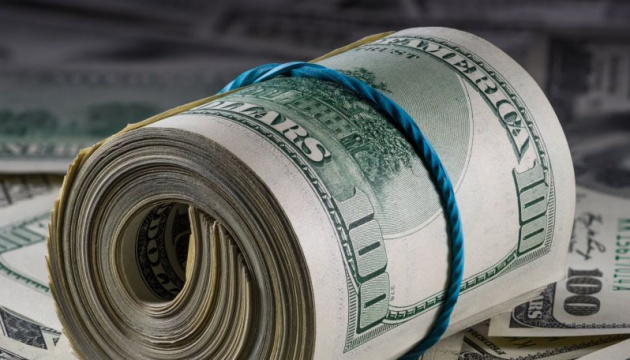 Держборг України за місяць зменшився на $0,5 мільярда