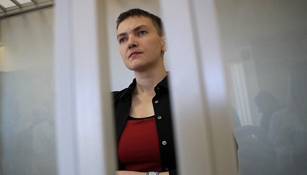 Савченко каже, що у другому турі виборів голосуватиме у СІЗО