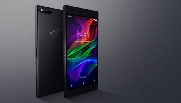 Razer планує випустити другий ігровий смартфон
