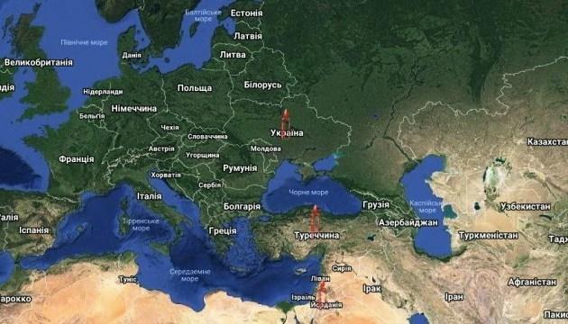 Interaktive Karte zu Gedenkaktionen für die Opfer des Holodomors