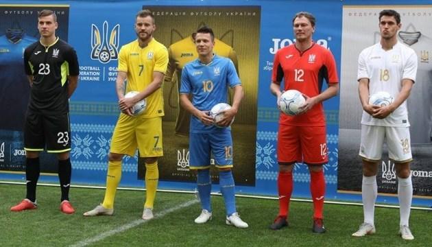 """""""Ruhm der Ukraine"""": Neue Trikots für Fußballnationalmannschaft - Foto"""
