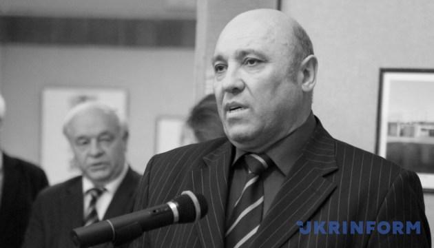 Помер колишній керівник Укрінформу Віктор Чамара