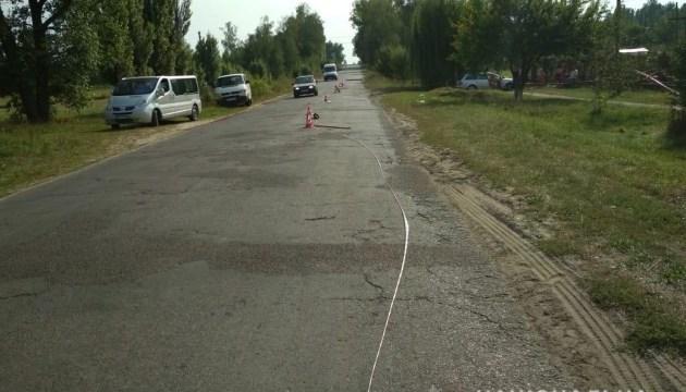 Поліція затримала п'яного водія, який збив на смерть дівчину на Рівненщині