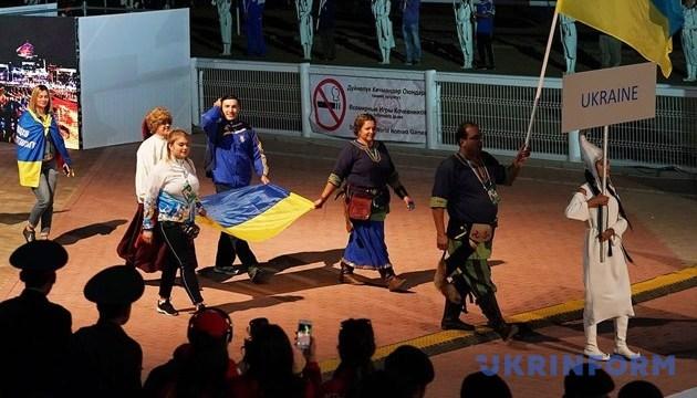 Українці вибороли перші медалі на III Всесвітніх іграх кочівників