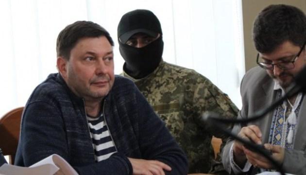 Адвокат хочет, чтобы за Вышинским постоянно наблюдали врачи