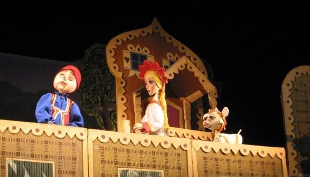 基辅木偶院节将于周末启幕