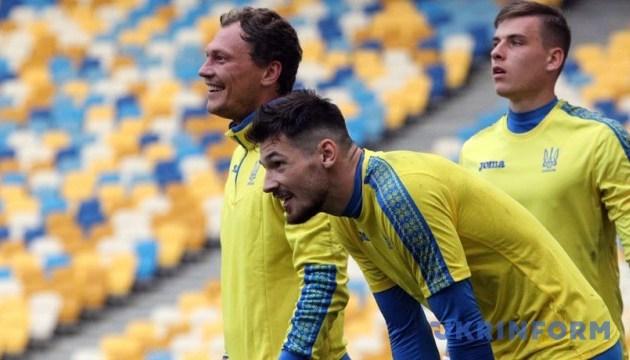Денис Бойко получил травму, сборная осталась с одним вратарем