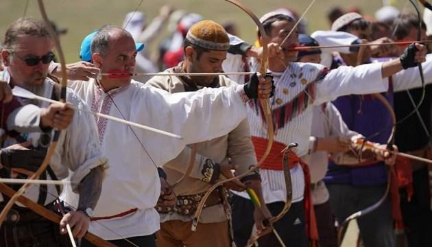 III Всемирные игры кочевников: украинцы на стрельбах из традиционного лука