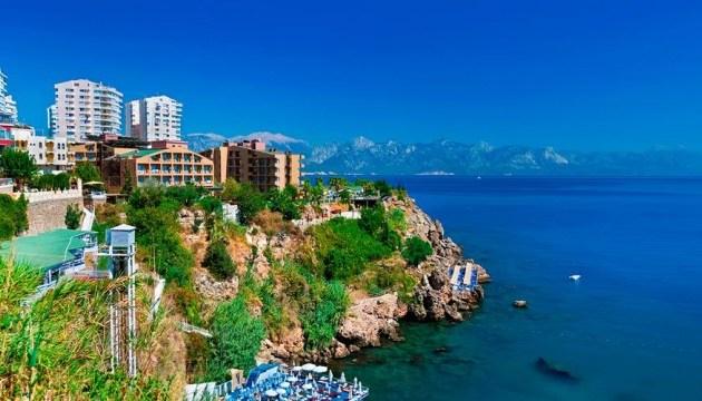 Ukrainians rank third among tourists in Antalya