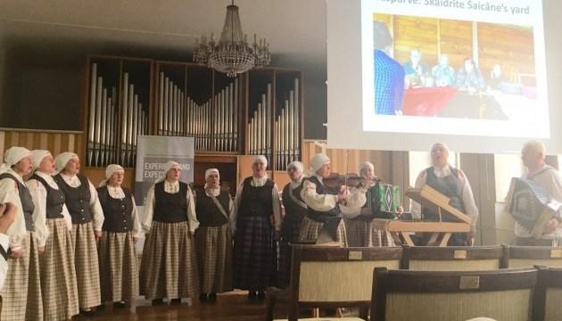 У Ризі проходить семінар етномузикологів, приїхали й українці