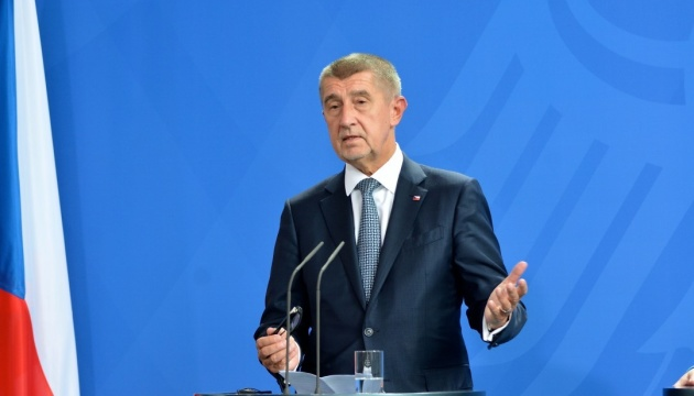 Czech prime minister plans to meet with Ukrainian president in NY
