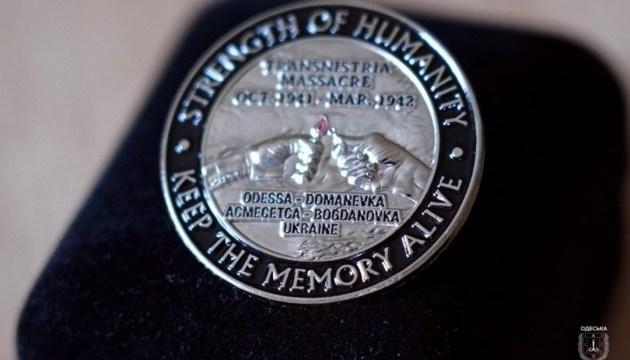 Одеська влада підтримує проекти з увічнення пам'яті жертв Голокосту та Голодомору