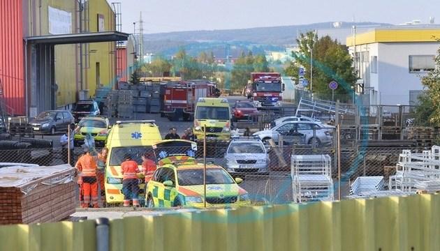 В Чехии упал вертолет – есть жертвы
