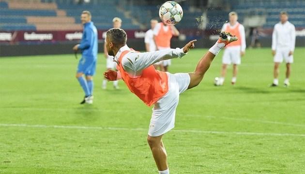 Бойко пропустил тренировку сборной в Чехии перед стартом в Лиге наций УЕФА